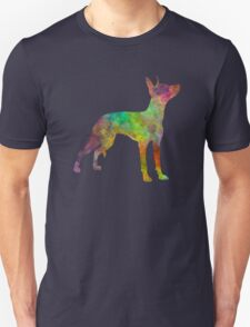 Xoloitzcuintle in watercolor T-Shirt