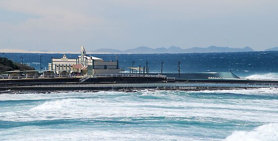 Newcastle Baths III by Andrew Woodman