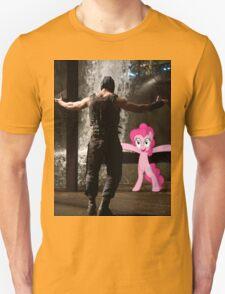 Bane Loves Ponies  Unisex T-Shirt