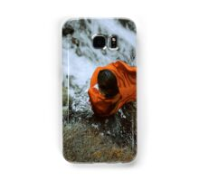 above the waterfall Samsung Galaxy Case/Skin