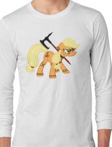 Applejack Dragonborn  Long Sleeve T-Shirt