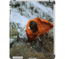 above the waterfall iPad Case/Skin