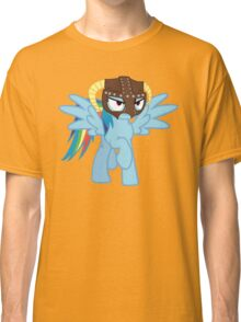 Rainbow Dash is Dragonborn Classic T-Shirt