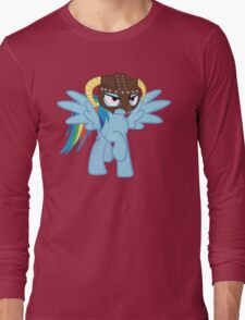 Rainbow Dash is Dragonborn Long Sleeve T-Shirt