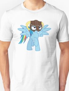 Rainbow Dash is Dragonborn Unisex T-Shirt