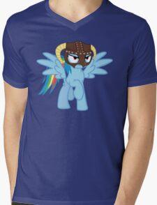 Rainbow Dash is Dragonborn Mens V-Neck T-Shirt