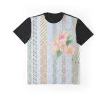 Moroccan Orchid Graphic T-Shirt