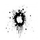 Apple Splat by ElizaBee