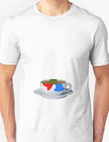 tea-shirt  (cup) T-Shirt