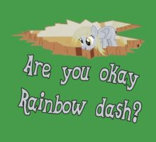Are you ok Rainbow Dash? by TheJellyBean