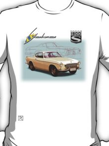 Volvo P1800S Coupe T-Shirt