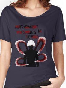 Ken Kaneki. Women's Relaxed Fit T-Shirt