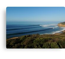 Bells Beach, Victoria, Australia. May 2014. Canvas Print