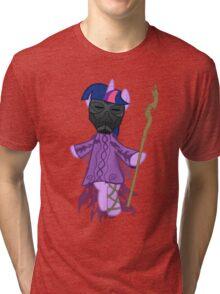 Twilight Sparkle Is A Dragon Priest Tri-blend T-Shirt