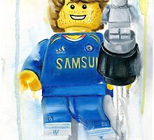 Chelsea player by Deborah Cauchi