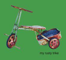 My Rusty Trike Kids Tee
