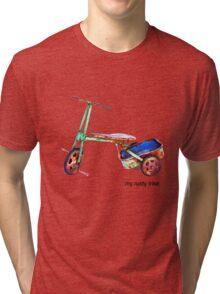 My Rusty Trike Tri-blend T-Shirt