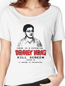 DK for Allen and the Kong Off 2 Women's Relaxed Fit T-Shirt