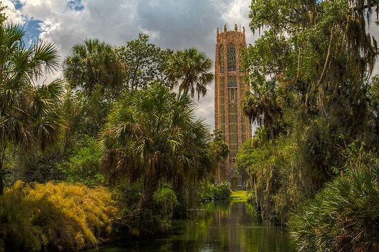 Bok Tower Botanical Gardens, Lake of Wales, Florida by Marilyn Cornwell