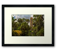 Bok Tower Botanical Gardens, Lake of Wales, Florida Framed Print