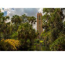 Bok Tower Botanical Gardens, Lake of Wales, Florida Photographic Print
