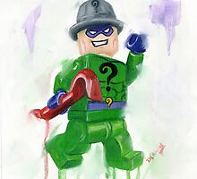 The Riddler by Deborah Cauchi