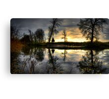 Early Light Delight Canvas Print