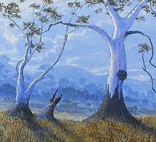 Beyond the Black Stump by Cary McAulay