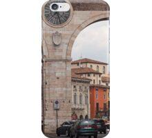 Verona - Piazza Bra iPhone Case/Skin