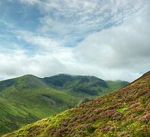 Across Coledale by VoluntaryRanger