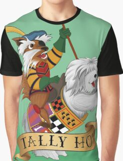 Tally Ho! Graphic T-Shirt