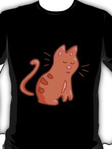 Peaceful Tabby T-Shirt