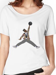 Prince Ball'n Women's Relaxed Fit T-Shirt