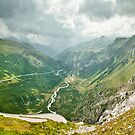 Furka Pass by UniSoul