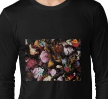 Rainbow Quilt Long Sleeve T-Shirt