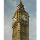 Big Ben by lilywafiq