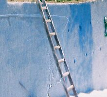 Ladder of Chefchaouen by willthomas