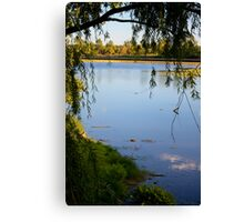 North Bay View Canvas Print