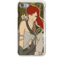 Anime !! iPhone Case/Skin