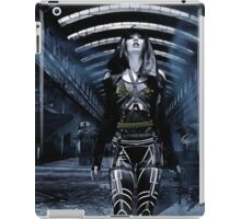 DWR Futuristic Cyborg and Retro Robots iPad Case/Skin