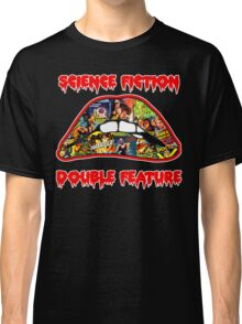 Science Fiction / Double Feature (LIPS! LIPS!! LIPS!!!) Classic T-Shirt