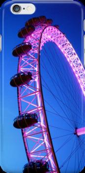 Eye Across London by Paul Watts