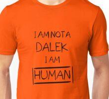 I AM NOT A DALEK Unisex T-Shirt