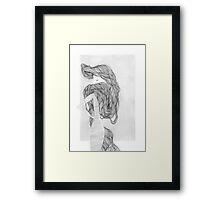 Esconde Framed Print