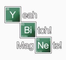 Breaking Bad - Magnets [STICKER] by Styl0