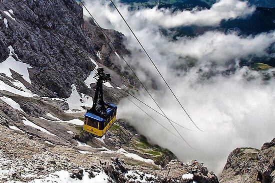 Südwandbahn by Xandru