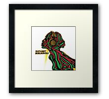 A tribe called quest ATCQ Daylight Marauders Framed Print