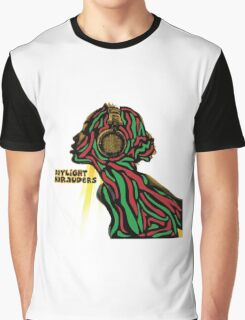 A tribe called quest ATCQ Daylight Marauders Graphic T-Shirt