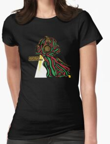 A tribe called quest ATCQ Daylight Marauders Womens Fitted T-Shirt