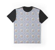 Serene Botanical Graphic T-Shirt